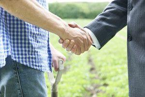 Zakup nieruchomości / ochronić ziemię