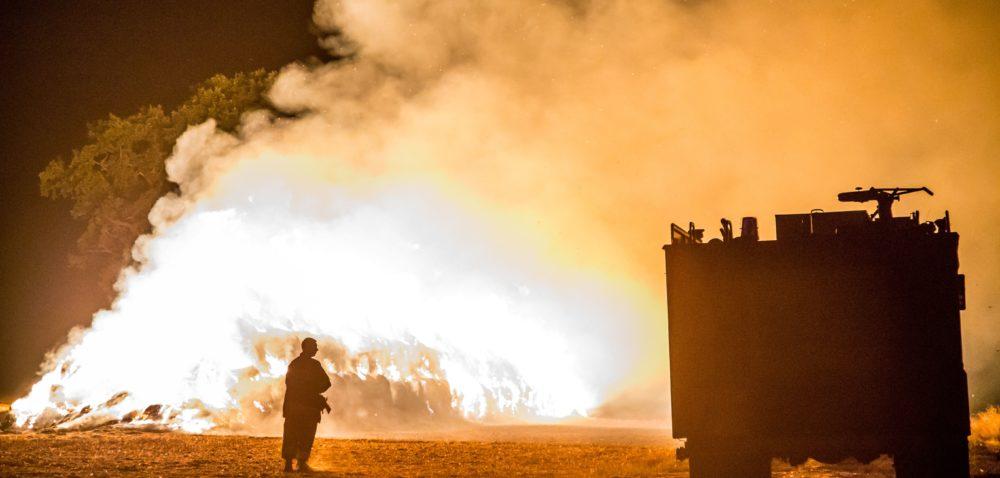 Rekordowa liczba pożarów! Pola płoną – strażacy apelują