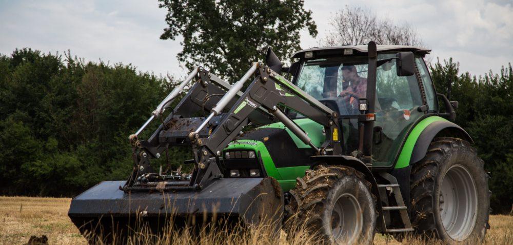 Ceny wynajmu maszyn rolniczych