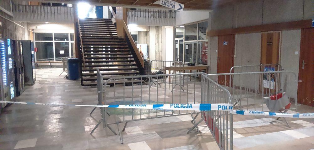Tragedia na Uniwersytecie wBydgoszczy
