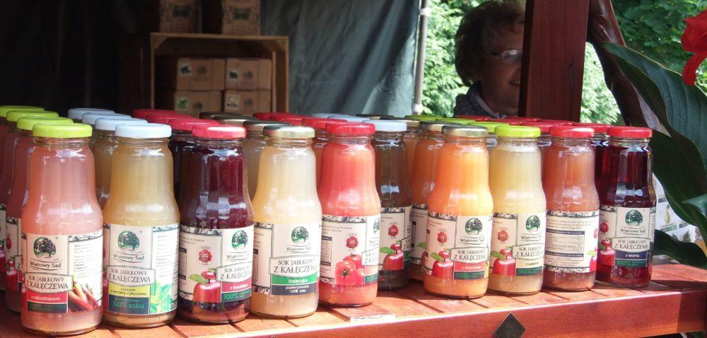 Tłocznia soków: dobry pomysł na biznes na wsi