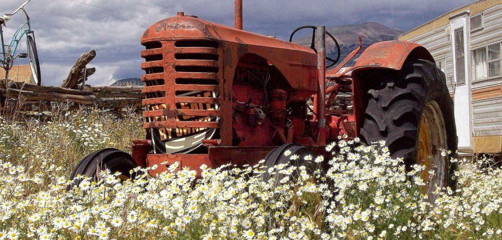 Zużyty sprzęt rolniczy: co znim zrobić?