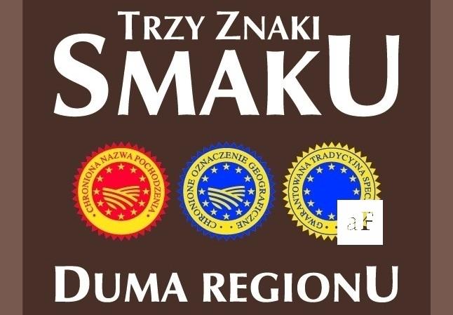 II edycja konkursu Produkt iMiejsce: Trzy Znaki Smaku!