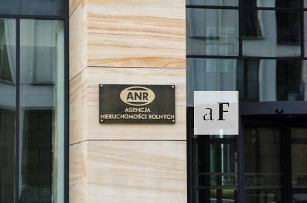 Znana jest suma wpłat zaliczkowych do ANR za III kwartał