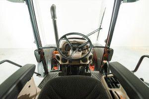 Kubota M9960 - kabina