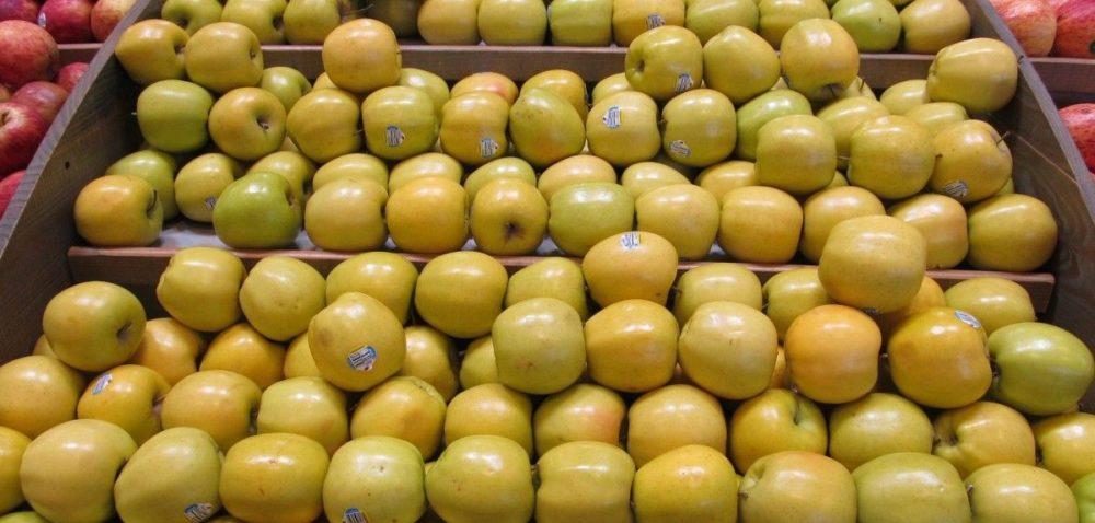 Drogie jabłka dla przetwórstwa