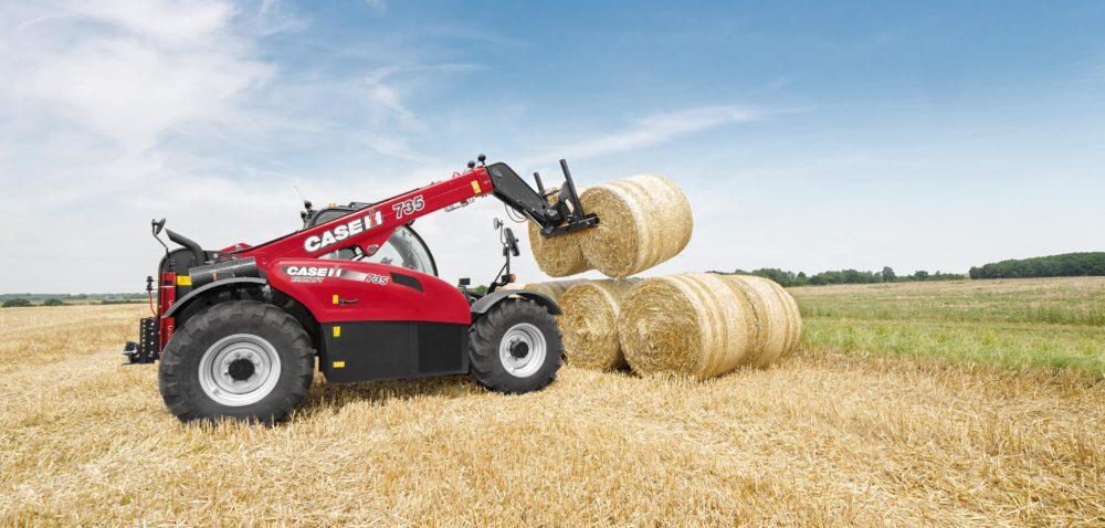 Farmlift od Case IH: mocne iwszechstronne ładowarki