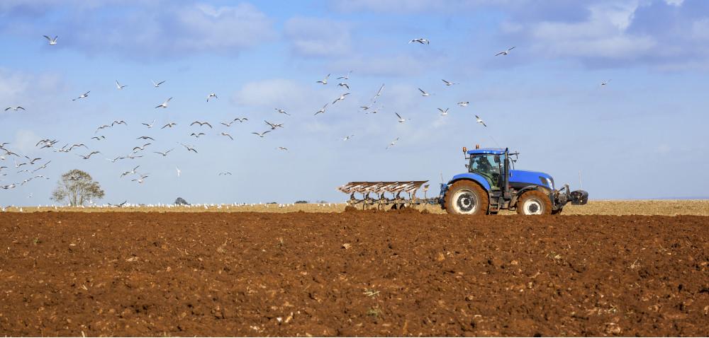 Nowe ciągniki rolnicze: sprzedaż nieznacznie wgórę