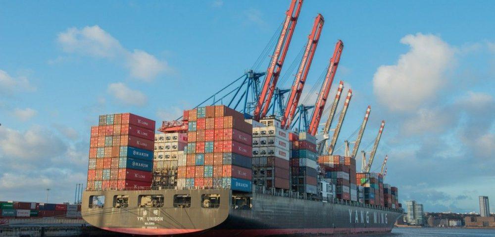 Polski eksport rośnie o7,2% wskali roku