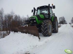 Pług śnieżny: kupny czy samoróbka?