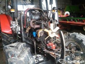 remont ciągnika