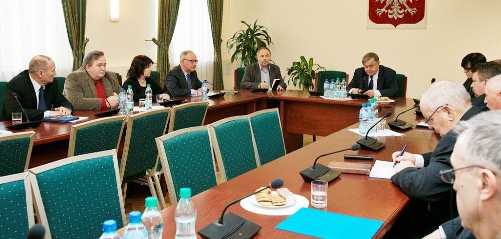 Działacze ZZRiOW spotkali się zministrem Jurgielem