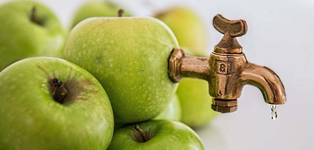Przetwórcy jabłek mogą mniej zarobić