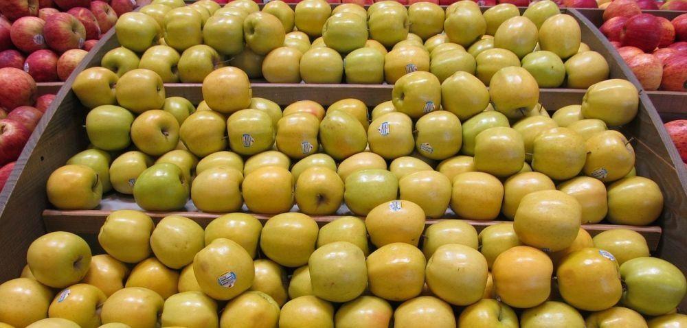 Rekordowa produkcja jabłek wChinach