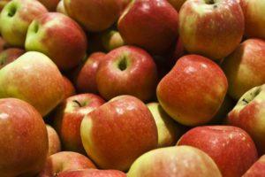 Wyższe ceny jabłek