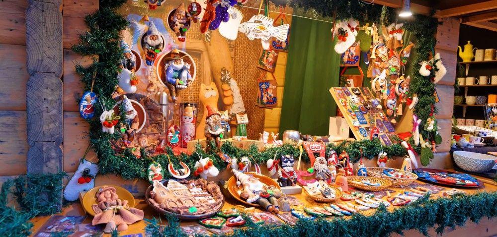 Bożonarodzeniowy kiermasz wLublinie