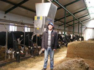 technologia mleka