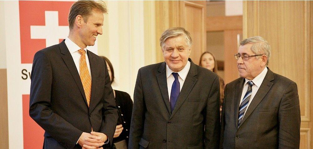 Spotkanie Krzysztofa Jurgiela zRadcami Rolnych Ambasad