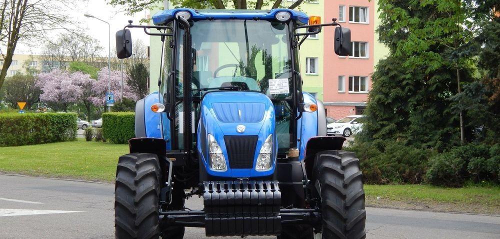 Rolnicy znów wyszli na ulice: protest wpow. sępoleńskim