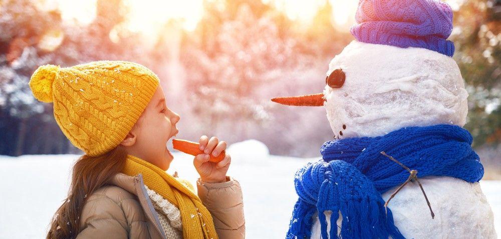 Zimowy wypoczynek dla dzieci