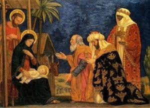Święto Trzech Króli Objawienie Pańskie