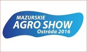 Oficjalne logo Agro Show Ostróda 2016