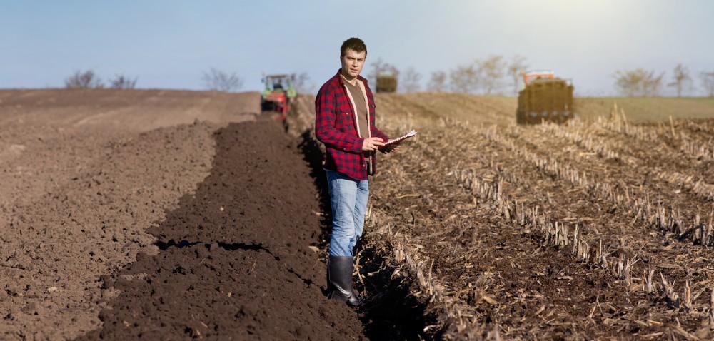rozmawiać / punkty dla młodych rolników