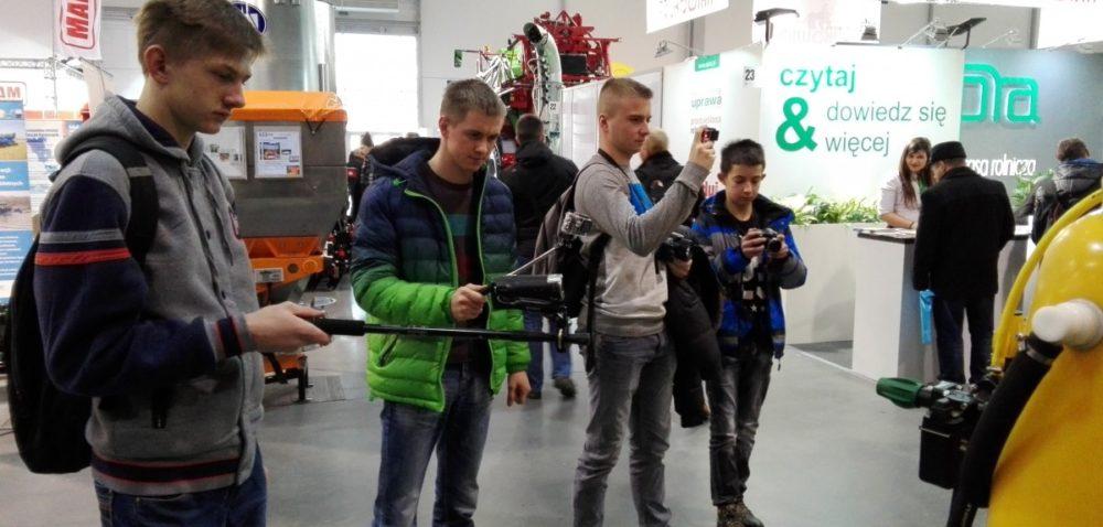 Nowocześni rolnicy na Polagra-Premiery