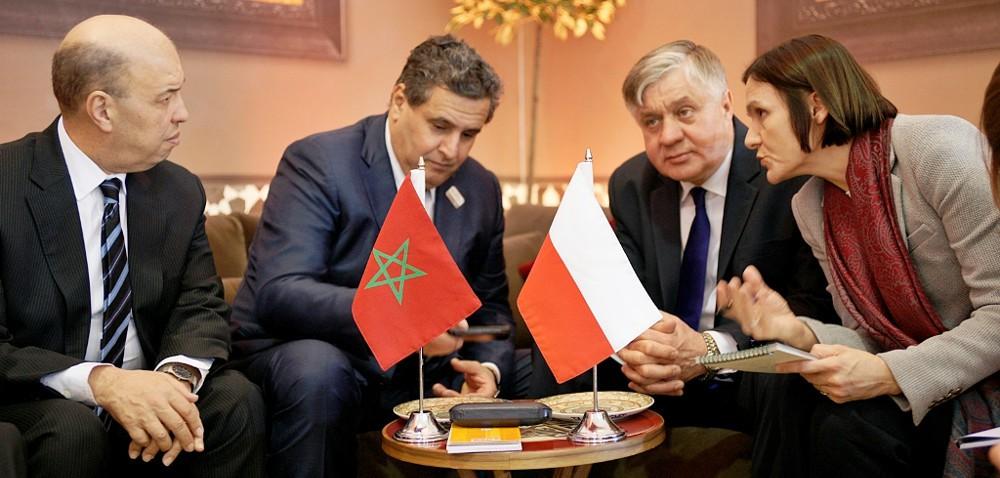 Perspektywy współpracy polsko-marokańskiej