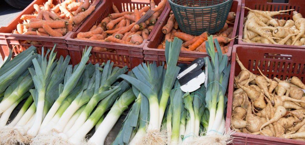 Niższa produkcja warzyw. A jakie ceny?