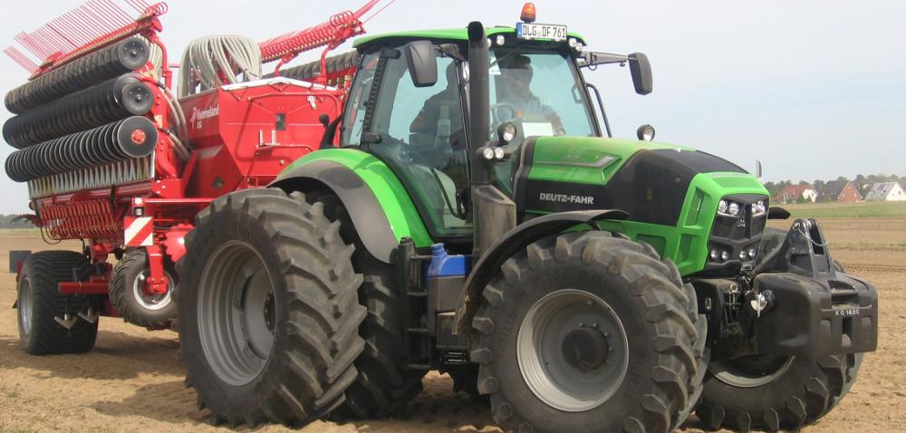Będzie łatwiej okontrolę pojazdów rolniczych