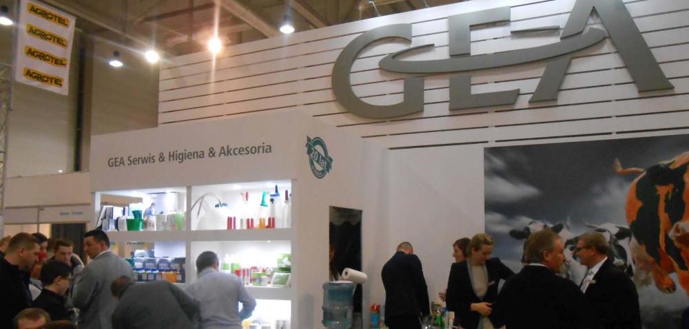 GEA Farm Technologies: wszystko do obory