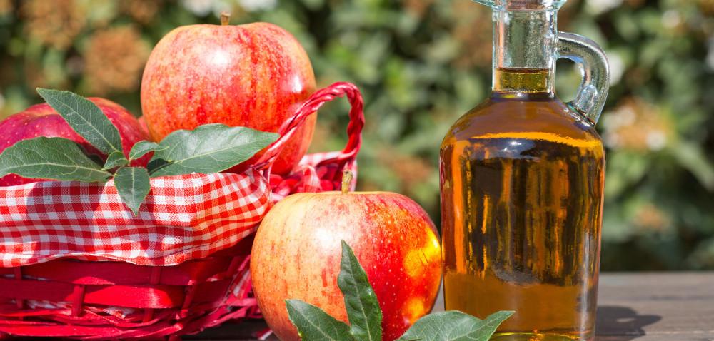 Ocet jabłkowo-miodowy na liście produktów tradycyjnych
