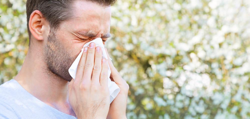 Alergia: sezon trwa cały rok