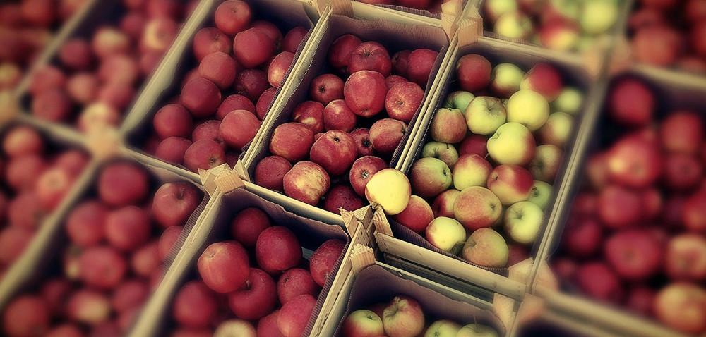 Rozdawnictwo nie podniosło spożycia jabłek