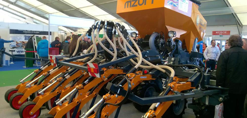 Najciekawsze maszyny Targów AGROTECH: Mzuri Pro-Til