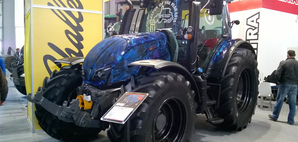 Tractor of The Year na targach AGROTECH