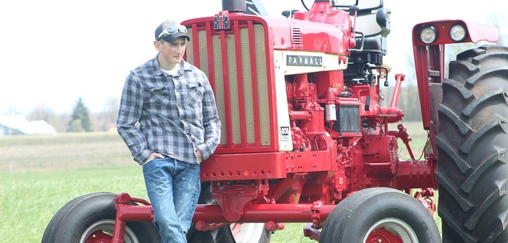 Czy rolnicy obchodzą dzień mężczyzny?