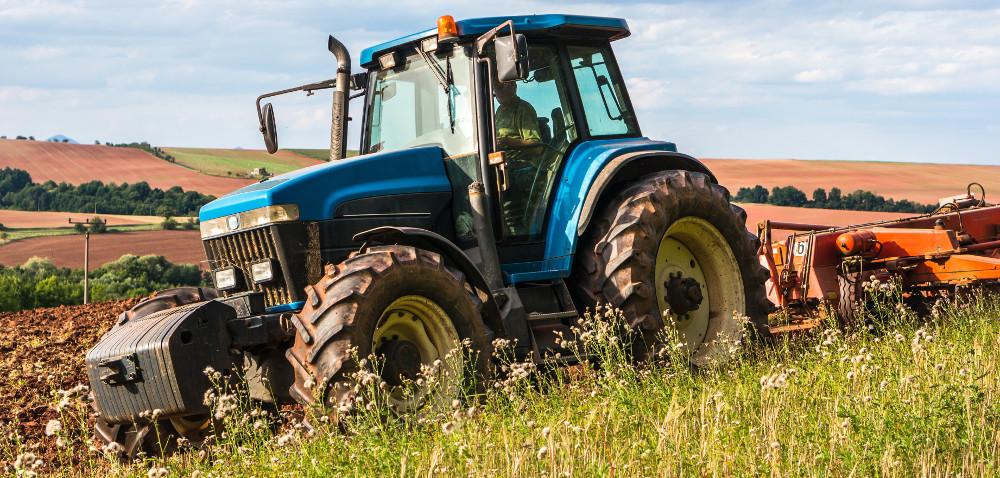 Rynek nowych ciągników: sezonowe ożywienie