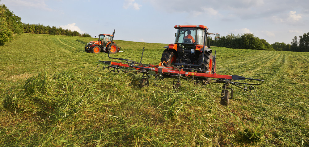 Suszenie trawy na paszę: oczym pamiętać?