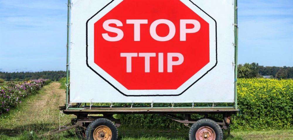 TTIP – naprawdę wolny handel?