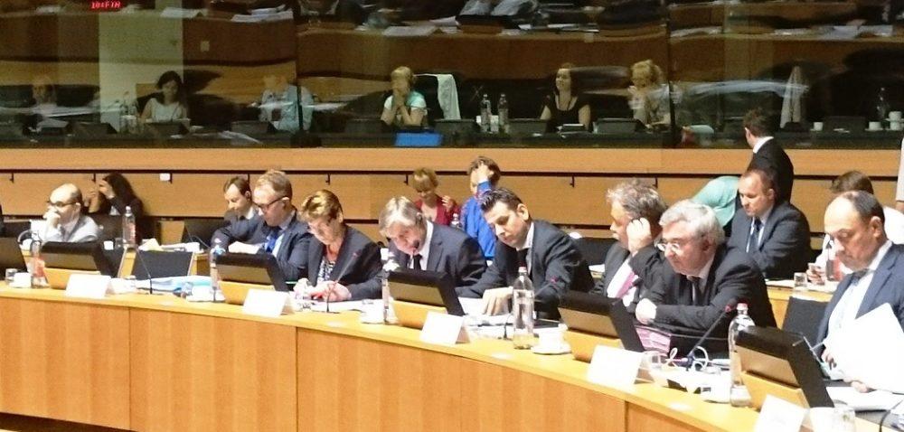 Posiedzenie Rady UE ds. Rolnictwa iRybołówstwa.