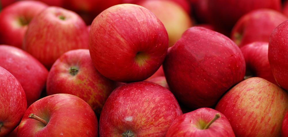 Jakie jabłka mogą pojechać do Chin?