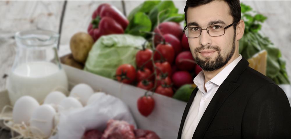 Promujemy polską żywność: rozmowa zprezesem ARR