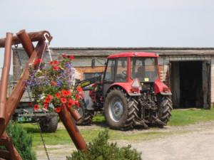 Wszelkie maszyny używane do prac polowych powinny być solidnie sprawdzone przed sezonem