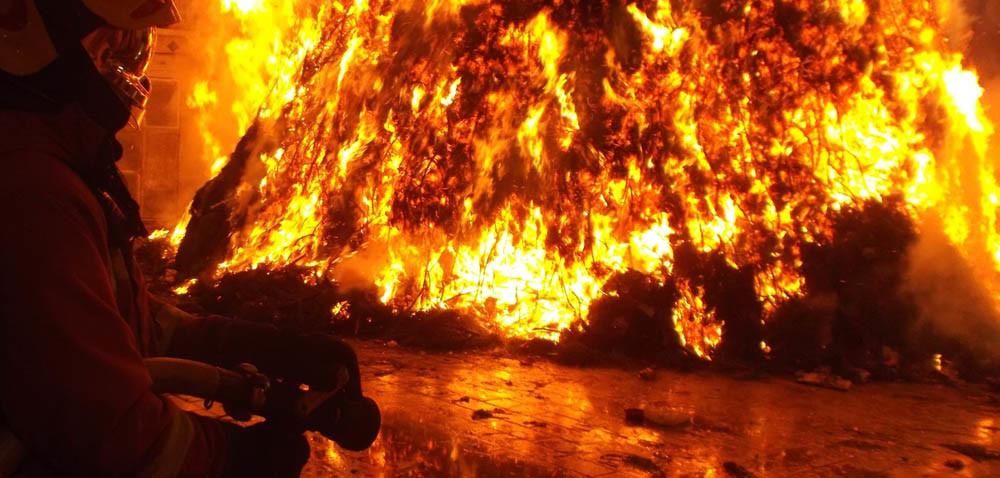 Pożary na polach: każdy znas może być sprawcą! [AKTUALNOŚCI]