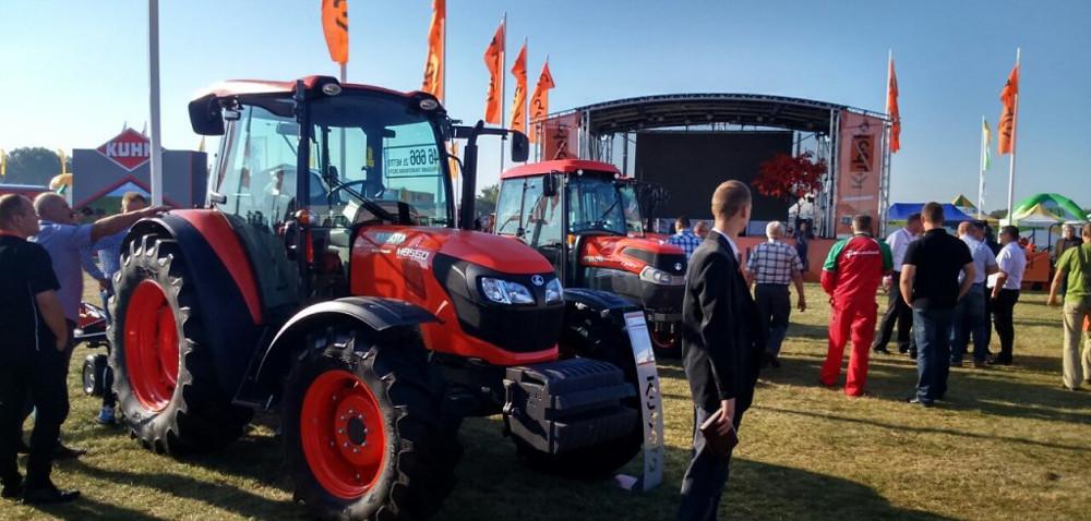 Agro Show: największa wEuropie plenerowa wystawa rolnicza