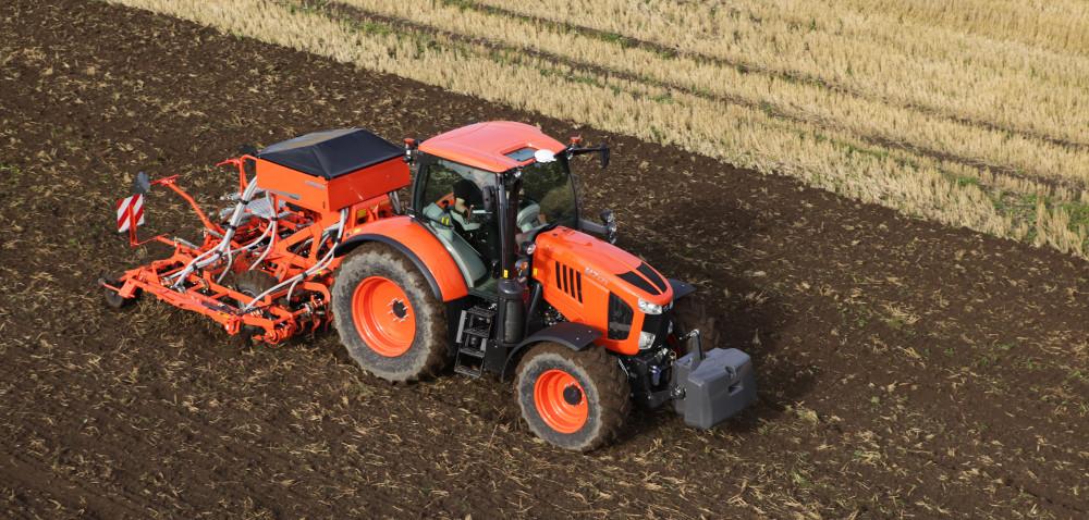 Kubota Tractor Show ponownie rusza wpola