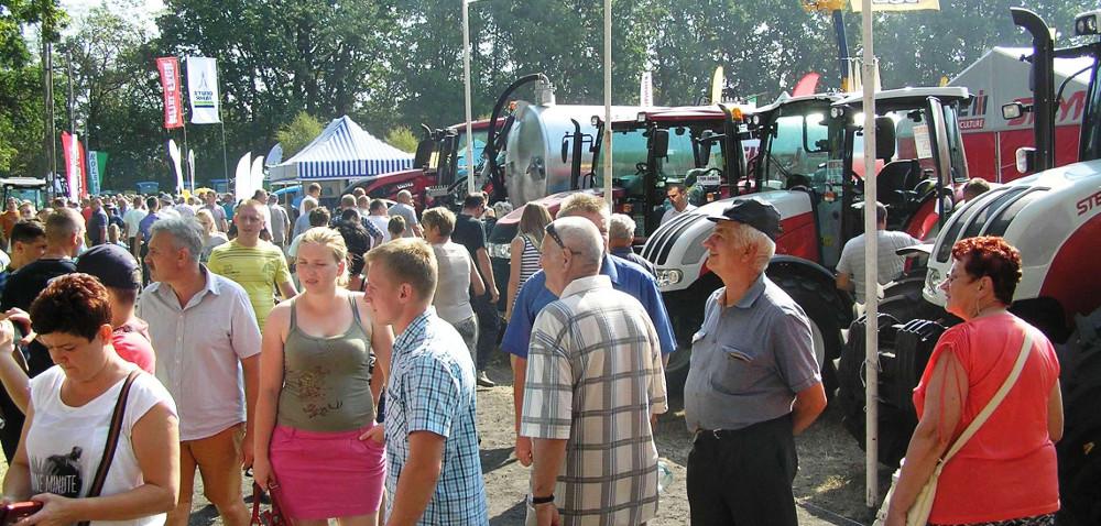 XXV Promocyjno-Handlowa Wystawa Rolnicza ROL-SZANSA 2016
