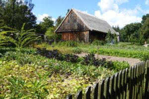 Z wizytą wskansenie: tak kiedyś żyła polska wieś